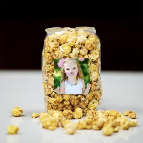 Designer Caramel Popcorn