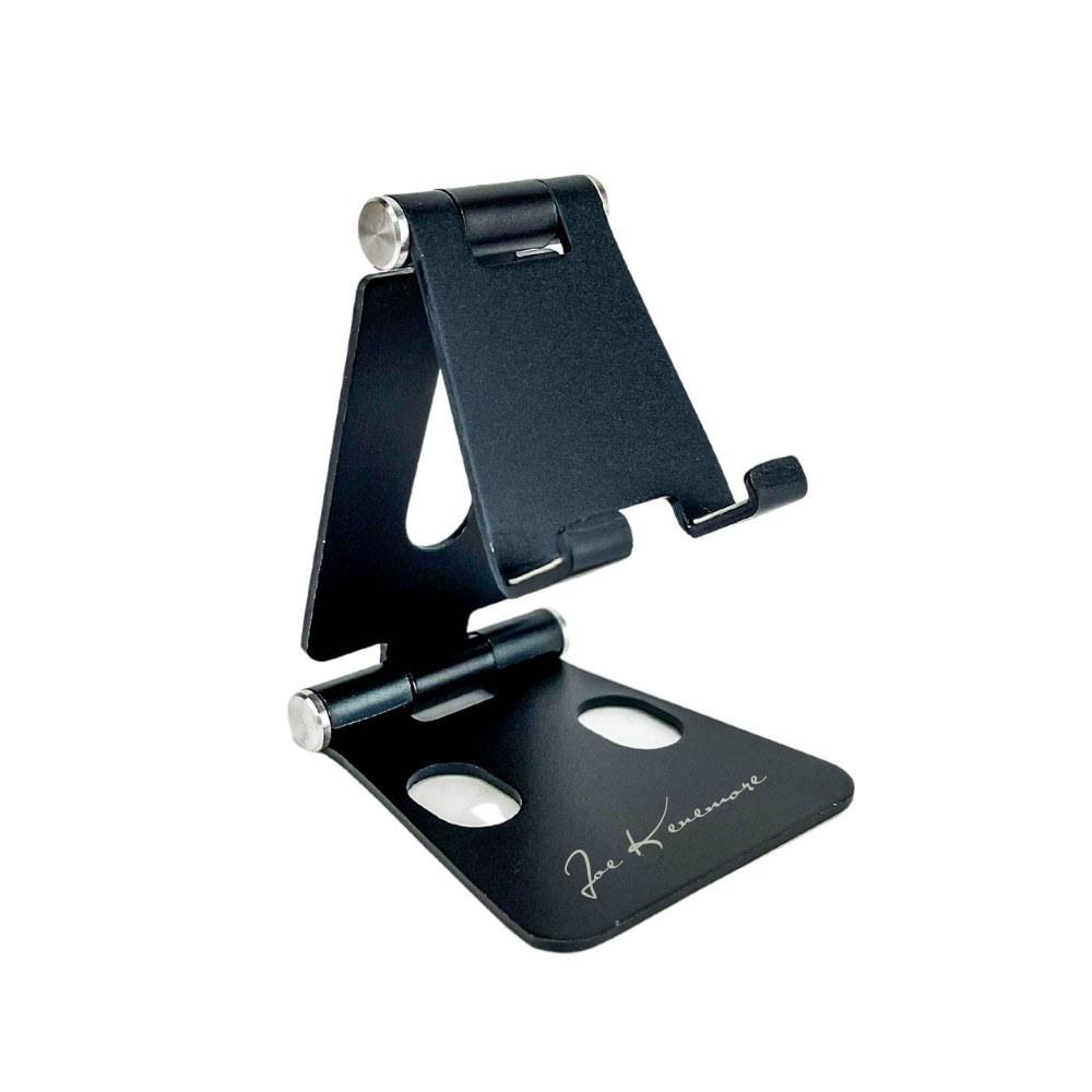 Laser Engraved Foldable Phone Holder