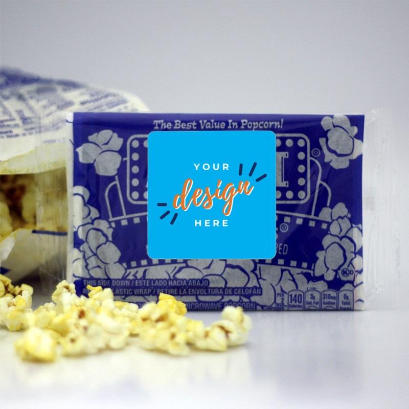 Designer Unpopped Popcorn
